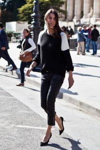 French Vogue inspiration continued