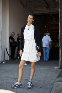 what to wear in summer – the shirt dress