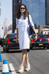 New York Fashionweek day 4