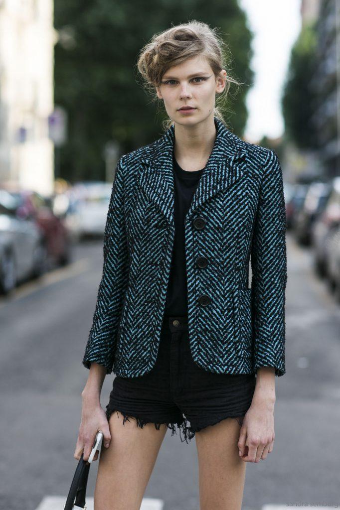 Alexandra Elizabeth Ljadov, model prada