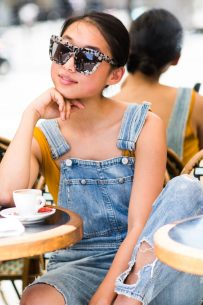 Off-Duty Paris with Margaret Zhang
