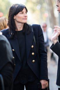 The Balmain jacket