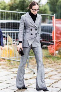 Milan Fashionweek day 1 – outside Gucci