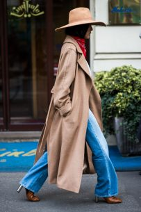 Finding your perfect coat, 16 images