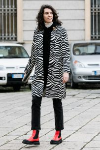 Céline's country ankle boot