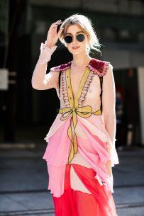 Carmen in Gucci