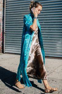 Silks and Kimonos