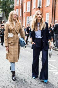 London Fashionweek SS2018 full gallery